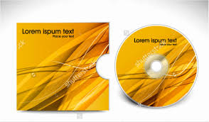 Cd Label Template Photoshop Fresh Cd Cover Template 51 Free Psd Eps