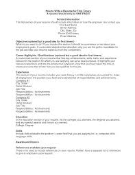 How To Put Military Experience On A Resume How To Format Your