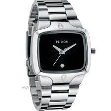 "men s nixon the player diamond watch a140 000 watch shop comâ""¢ mens nixon the player diamond watch a140 000"