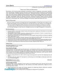 Business Resume Examples 2017 - Resume