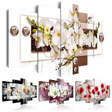 fashion wall art canvas painting 5 pieces