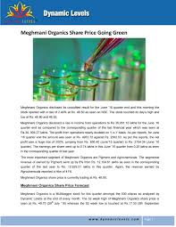 Meghmani Organics By Subham Mazumdar Issuu
