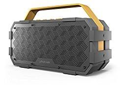 loud bluetooth speakers. photive m90 waterproof bluetooth speaker review loud speakers