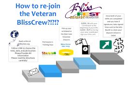 Veteran Blisscrew Blissfest Music Organization