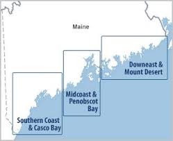 Downeast Tide Chart Maine Tide Charts Maine Map Weather