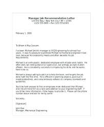 Letter Of Recommendation Employment Template Sample Recommendation Letter For Employee Regularization Letters