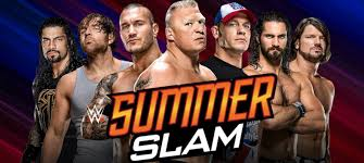 my wwe summerslam 2016 full match card raw smackdown live summerslam 2016 superstars you