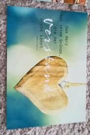 4 Sprüchekarten Karten Sprüche Leben Herz Verstand Glück Weisheit