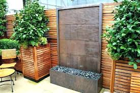 A Outdoor Water Walls Wall Awesome Fountain  Copper Contemporary