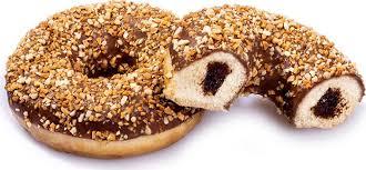 <b>Донаты Dooti Donuts, с</b> ореховой начинкой, 12 шт по 71 г ...