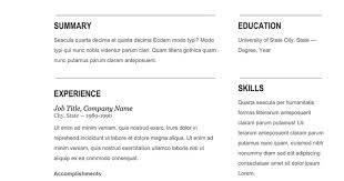 Compelling Free Printable Resume Builder No Account Tags