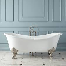 72 aubretia double slipper tub rolled rim