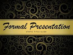 Formal Ppt Templates Formal Presentation A Powerpoint Template From Presentermedia Com
