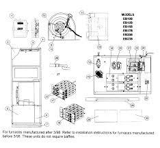 coleman evcon ind furnace parts model eb15b sears partsdirect Coleman Evcon Electric Furnace Wiring Diagram find part by diagram \u003e Coleman EB15B Electric Furnace Diagram