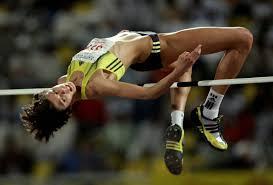 Реферат на тему Легкая атлетика Развитие выносливости  blanka20vlasic jpg Реферат Развитие выносливости