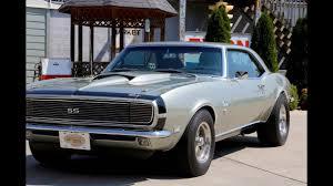 1968 Chevy Camaro Bill Thomas - YouTube