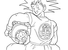 Dragon Ball Z Kai Coloring Pages Trustbanksurinamecom