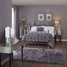 Mirror Side Tables Bedroom Mirrored Furniture