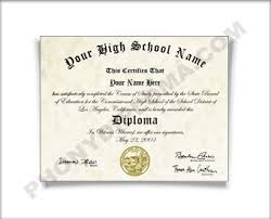 high school diploma name printed with the designs you see here this realistic fake diploma
