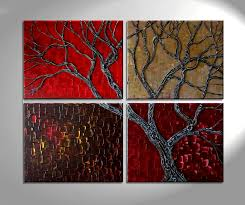 >tree of life painting sculpted wood textured 3d original art one of  tree of life painting sculpted wood textured 3d original art