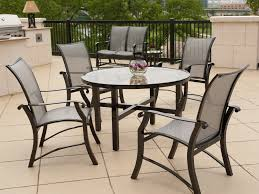round table san mateo on a budget of stunning 30 top aluminum patio dining table concept