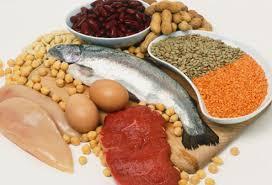 Eiwitrijke voeding : lijst met eiwitrijk voedsel - fitsociety