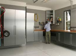 Large Garage Cabinets Car Garage Interior Designs One Car Garage Storage Ideas Amusing