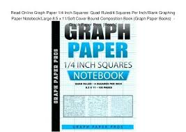 Bound Composition Notebook Read Online Graph Paper 1 4 Inch Squares