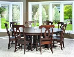 round dining room table for 8 tables set within prepare 11