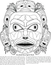 Mayan Coloring Pages Masks Coloring Pages Coloring Pages Images