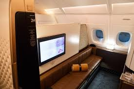 Etihad A380 First Class Apartments Abu Dhabi To Sydney Review
