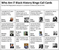 Small Picture Black History Month for Kids Printables Coloring Sheets Games
