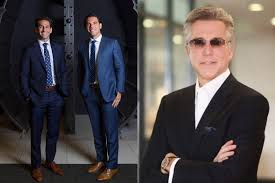 l power home remodeling co ceos corey schiller and asher raphael r sap ceo bill mcdermott