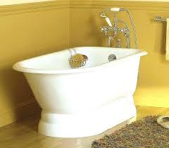 54 bathtub inch bathtubs idea inches long sunrise roll top 54 x 27 bathtub surround endearing modern white