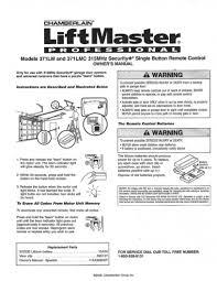 Garage Door liftmaster garage door opener manual photos : Liftmaster Garage Door Remote Programming   Purobrand.co