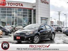 Pre-owned 2016 Toyota Corolla S: HEATED SEATS, BACK UP CAM ...