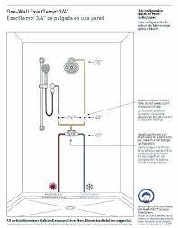 shower valve installation shower faucet installation instructions image delta multichoice shower valve installation