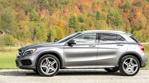 In an emergency, the systems react automatically and noticeably. 2015 Mercedes Benz Gla250 4matic Gla45 Amg Review Autoevolution