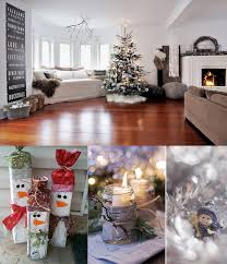 Small Picture 30 Living Room Christmas Decorations DesignRulz