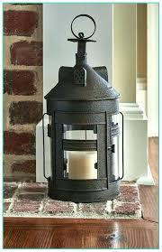 extra large outdoor candle lanterns black hurricane e