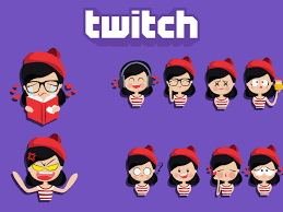 How To Design Emotes For Twitch Twitch And Emotes Design By Gaddafi Sarker On Dribbble