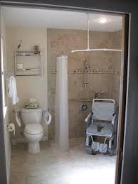 Wheelchair Accessible Bathroom Design