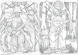 Vibrant Creative Star Wars Adult Coloring Pages For Adults Online