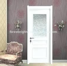 interior half doors frosted glass door wood bathroom interior doors suppliers frosted glass door bathroom