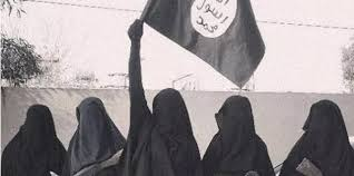 Image result for women prisoners support isis
