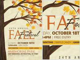 Fall Festival Flyer Free Template Free Fall Festival Flyer Template Asafonggecco Fall Flyer Coastal