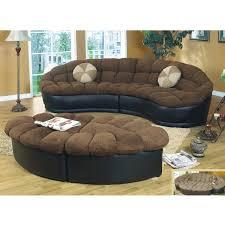 Papasan Two-piece Sectional Sofa