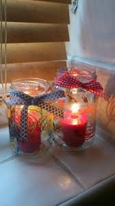 Decorating Jam Jars For Candles Cute Jar Decorations For Potting Plants Or Pouring Candles Into 31