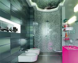 Small Picture Modern Bathroom Tiles Designs Ideas Patterned Wall Tiles For