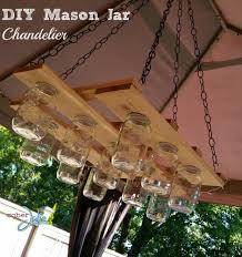 mason jar lighting diy. Diy Mason Jar Chandelier Project Title Lighting G